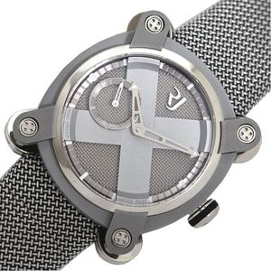 Roman ・ Jerome ROMAIN JEROME Moon Invader 46 Heavy Metal RJ.M.AU.ON.003.01 Limited 1969 Automatic Men's Watch