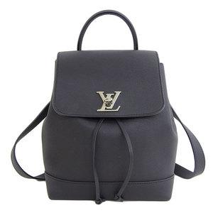Louis Vuitton Rock Me Backpack Rucksack Noir Black Leather