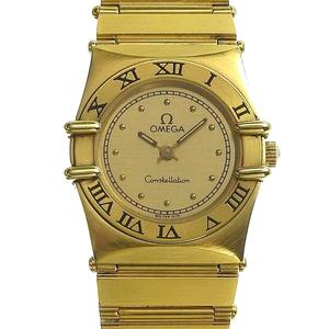 Genuine OMEGA Omega Constellation Ladies Quartz Watch