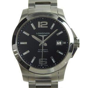 Genuine LONGINES Longines Conquest Mens Automatic Watch L3.676.4