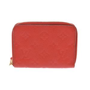 ルイ・ヴィトン(Louis Vuitton) ルイヴィトン アンプラント ポルトフォイユスクレットコンパクト オリアン M60295 レディース メンズ 本革 財布 Bランク LOUIS VUITTON 中古 銀蔵