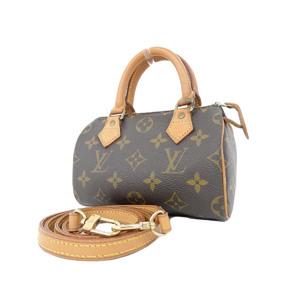 LOUISVUITTON Louis Vuitton Monogram Mini Speedy 2way Handbag Shoulder Pochette M41534 20180731