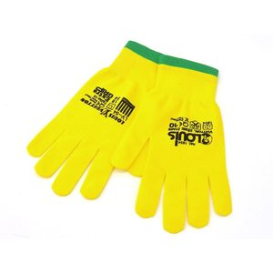 LOUIS VUITTON Louis Vuitton 19SS Gon Earl Bee gloves yellow MP2370 20190614
