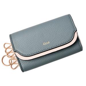 Chloé Chloe key case EASY easy BLUE blue CHC17WP975H8J99G