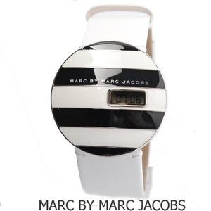 Marc by Marc Jacobs Marc by Jacobs watch MARC BY JACOBS Unisex White x Black MBM2038