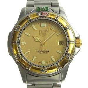 Genuine TAG Heuer Tag Professional Mens Quartz Watch 995.406