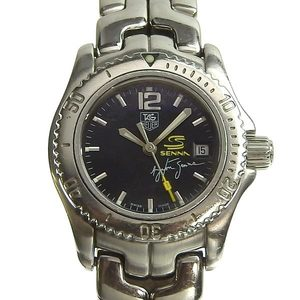 Genuine TAG HEUER Tag Heuer Sena Model Ladies Quartz Watch WT141N