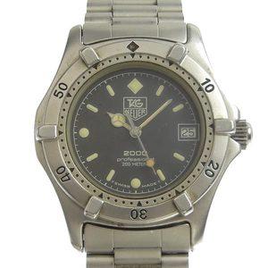 Genuine TAG Heuer Tag Professional Boys Quartz Watch 962.013