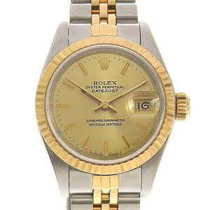 Genuine ROLEX Rolex Datejust Ladies Automatic Watch 69173 L series