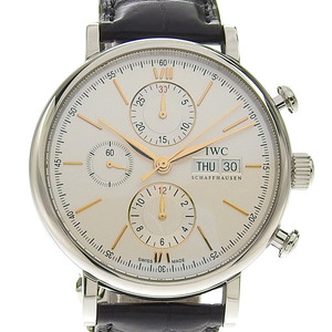 Genuine IWC Portofino Mens Automatic Watch IW3910.22