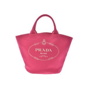 Prada 2WAY Handbag peonia 1BG186 Women's canvas strap