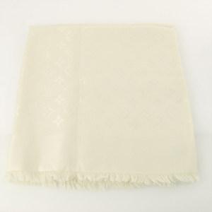 Louis Vuitton large format stall 60% silk 40% wool