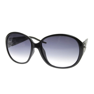 GUCCI Gucci GG Heart Stone Sunglasses Black Gradient Ladies 61 □ 16 110 GG3535