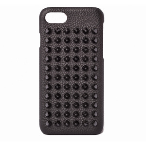 Christian Louboutin iPhone 8 Case 7 louboutin SPIKES Spike Black 1185124 CM53 Loubiphone Iphone
