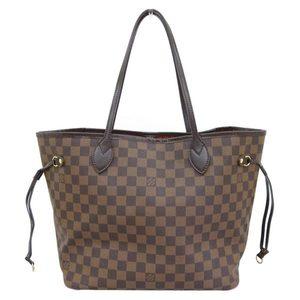 Louis Vuitton LOUIS VUITTON Damier Neverfull MM Tote Bag Everene N41358