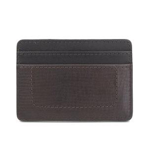 Louis Vuitton LOUIS VUITTON Utah Porte Cult ID Card Case Brown M92574