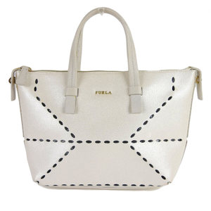 Furla FURLA 2016 Products Jolly JOLIE Punching Leather 2way Shoulder Handbag