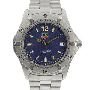Genuine TAG Heuer Professional Men Quartz Watch WK1113