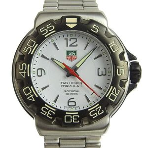Genuine TAG HEUER Heuer Formula 1 Men's Quartz Watch WAC1111