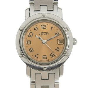 HERMES Clipper Quartz Ladies Watch CL4.210