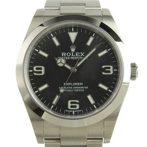 Genuine ROLEX Rolex Explorer 1 Men's Automatic Watch 214270 Random