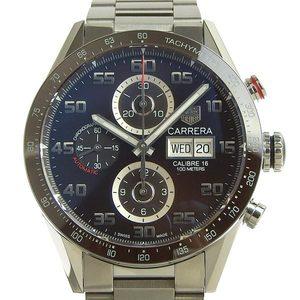 Genuine TAG HEUER Heuer Carrera Chrono Mens Automatic Watch CV2A1S