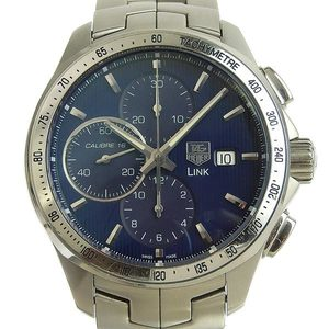 Genuine TAG HEUER Heuer Link Chrono Mens Automatic Watch CAT2015 Dicaprio Model