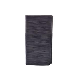 ルイ・ヴィトン(Louis Vuitton) ルイヴィトン エピ ポルトフォイユ プラザ 旧型 黒 M66542 メンズ 長財布 ABランク LOUIS VUITTON 中古 銀蔵