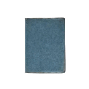 Hermes notebook cover Blue Jean