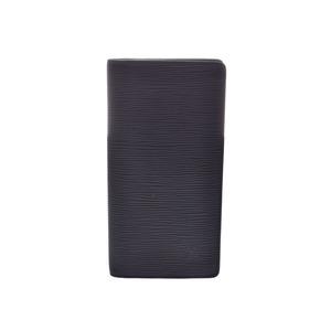 ルイ・ヴィトン(Louis Vuitton) ルイヴィトン エピ ポルトフォイユ ブラザ 黒 M60622 メンズ 本革 長財布 Bランク LOUIS VUITTON 中古 銀蔵