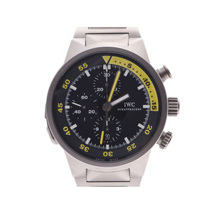 IWC Aqua Timer Split Minute Titanium Automatic Watch IW372301