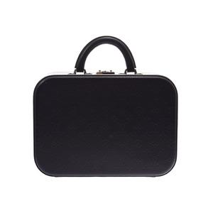 Louis Vuitton Glasse Varisette MM Black M92234 Men's Women's Genuine Leather Trunk A Rank Good Condition LOUIS VUITTON Used Ginkura
