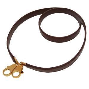 Hermes box calf brick gold metal shoulder strap kelly 0598 HERMES