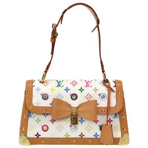 Louis Vuitton I Love Monogram Sack Rubber Shoulder Bag M92051 Multicolor Bron LV 0095 LOUIS VUITTON Ai Need You Takashi Murakami