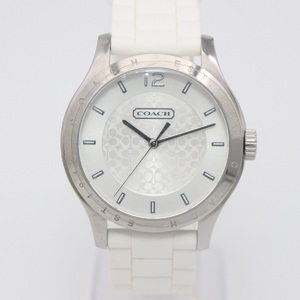 Coach Quartz Stainless Steel Men's Casual Watch