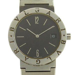 Genuine BVLGARI Bulgari Men's Quartz Watch BB33SS