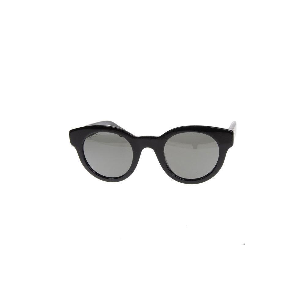 c7c84e3b Genuine GUCCI Gucci Sunglasses Black 46 □ 25 145 GG0002S 001 | eLady.com