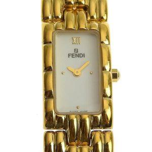 Genuine Fendi Ladies Quartz Wrist Watch 670L