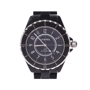 CHANEL J12 Ceramic Automatic Mens Watch H3131