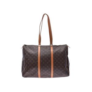 ルイ・ヴィトン(Louis Vuitton) ルイヴィトン モノグラム フラネリー50 ブラウン M51116 メンズ レディース 本革 ショルダーバッグ Bランク LOUIS VUITTON 中古 銀蔵