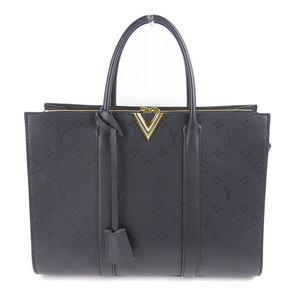 LOUIS VUITTON Louis Vuitton Verry Tote GM 2WAY Bag Noir M42883