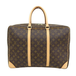 Louis Vuitton Monogram Sirius 45 Boston bag * BG