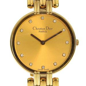 Christian Dior Baghira Ladies quartz watch D46 155