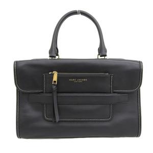 Marc Jacobs 2017 Products Madison East West Leather Shoulder Handbag M0008142 Black 1.2