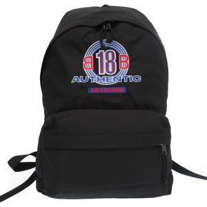 Balenciaga nylon backpack 503221 rucksack daypack black 0192 BALENCIAGA