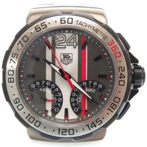 TAG Heuer formula 1 caliber S quartz watch CAH7011 silver 0015 TAG HEUER men