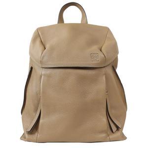 Loewe LOEWE T-backpack Small 316.41.T65 Brown Ladies