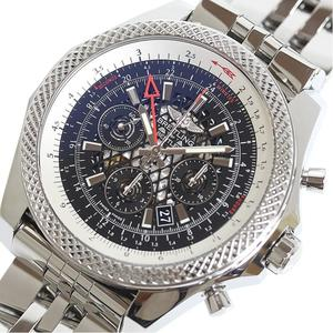 Breitling BREITLING Bentley B04GMT AB0431 A043B69SP Black Automatic winding Men