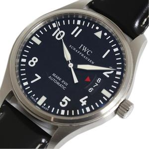 IWC International Watch Company Pilot Mark XVII IW326501 Black Automatic Men's