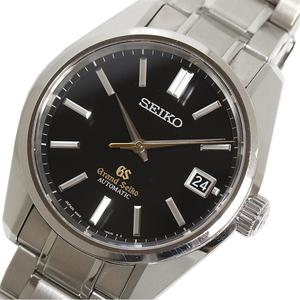 Seiko Grand Seiko Automatic Stainless Steel Men's Watch Historical Collection 44GS Seiko Watch 100th Anniversary 700 Limited